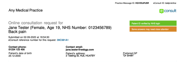 This image has an empty alt attribute; its file name is eConsult-PDF-with-NHS-login-verify.png
