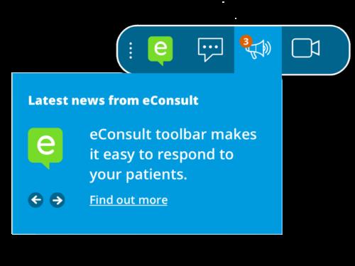 eConsult toolbar -- download