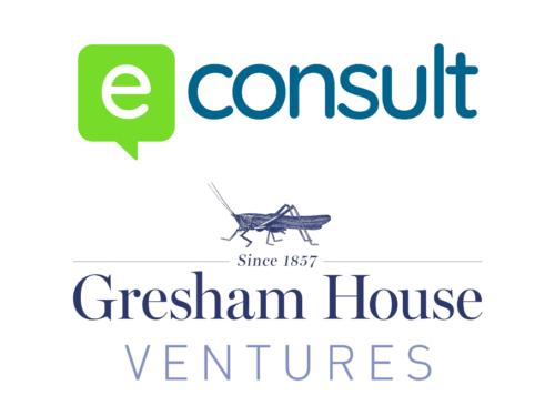 Gresham House Ventures invests in eConsult