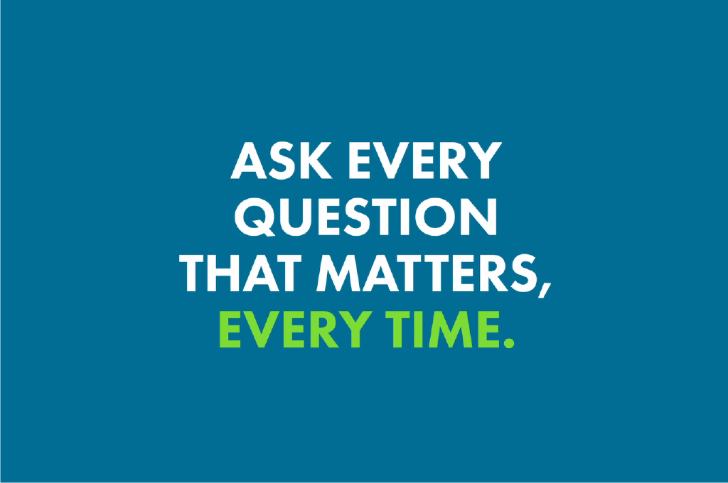 ask every question