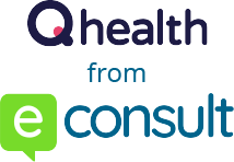 q health from econsult logo
